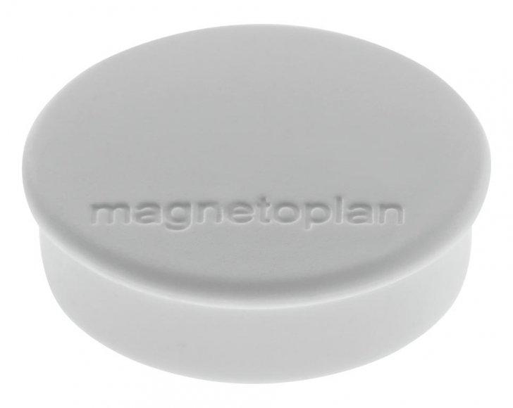 Magnety Magnetoplan Discofix standard 30 mm bílá