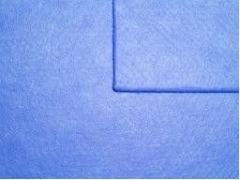 PETR - hadr na podlahu modrý, 50x60cm