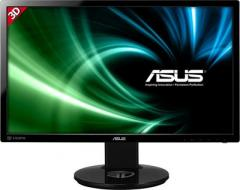 "ASUS VG248QE - monitor, TN LED, 24"", 1920x1080, 2ms, 80 mil.:1, 350 cd/m2, HDMI, DVI, DP, repro, černý"
