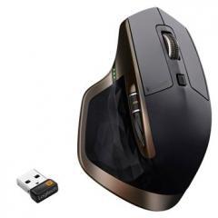 Logitech MX Master Wireless Mouse, bezdrátová myš
