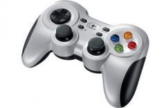 Logitech Wireless Gamepad F710 - 2.4GHZ