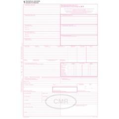 CMR mezinárodní nákladní list A4, 5 listů, 1+4 (ČJ-NJ)