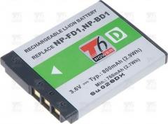 Baterie T6 powe NP-BD1, NP-FD1