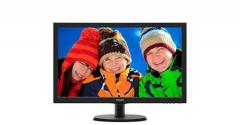"Philips LCD 223V5LHSB 21,5""wide / 1920x1080 / 5ms / 10mil:1 / HDMI / LED"