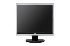 """AOC LCD E719Sda 17"""" / 1280x1024 / 5ms / 20mil:1 / DVI / LED / repro"""