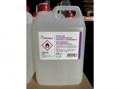 gel hygienický s antibakteriální přísadou 5 L