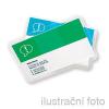 GBC BUSINESS CARD, 250 (2x125) µm, 60x91mm, lesklé